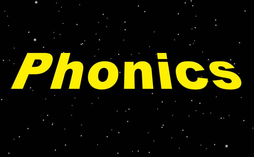 スター・ウォーズでフォニックスを学習できる絵本『Star Wars Phonicsシリーズ』