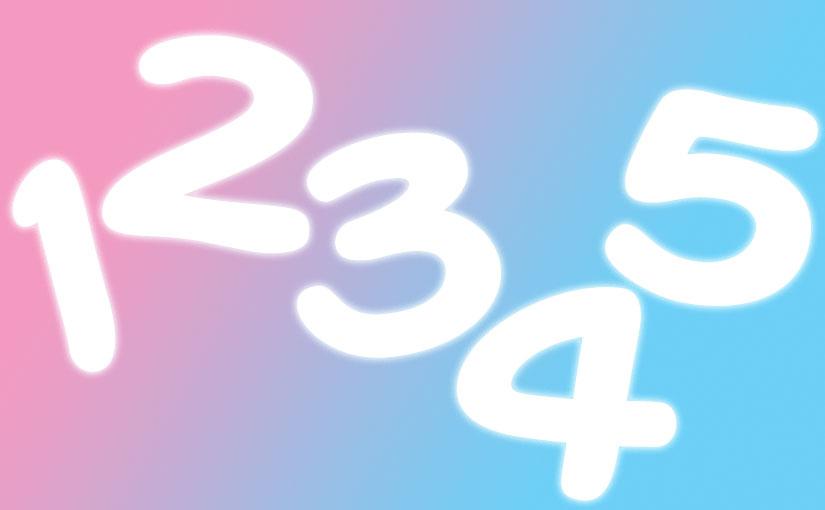 ペンタトニックスが歌って教えてくれる『数字の1から5』 – セサミストリートの動画